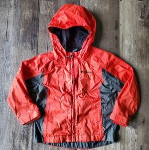 Columbia jacket 4T